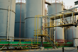 Treatment of Oil Deposits in Saudi Arabia